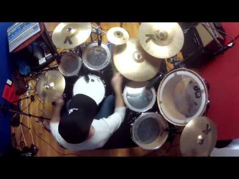 Jingle Bells - Colton Dixon (Drum Cover) - Sal Arnita