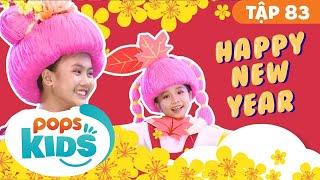 [New] Mầm Chồi Lá Tập 83 - Happy New Year | Nhạc Tết Thiếu Nhi | Vietnamese Songs For Kids