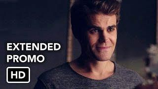 """The Vampire Diaries 8x03 Extended Promo """"You Decided That I Was Worth Saving"""" (HD)"""