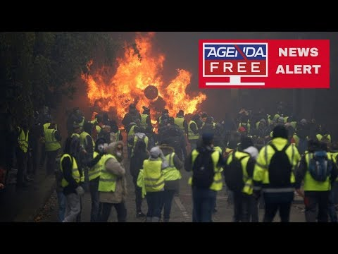 "Paris ""Yellow Vest"" Protests - LIVE COVERAGE"