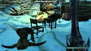 Квесты в TES 5 Skyrim #4 - Собака - друг даэдра 1/3