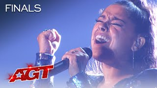 Brooke Simpson Sings an AMAZING Cover of \