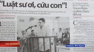 Truyền hình VOA 3/12/19: Tử tù Hồ Duy Hải được đình chỉ thi hành án, chờ điều tra lại