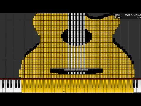Dark MIDI - Backroad ANDROID Ringtone - 450,000 NOTES!!!