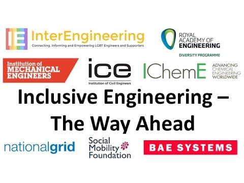 Inclusive Engineering - The Way Ahead