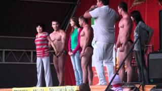 Фитнес Сабантуй 2012 в Казани