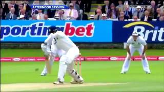 Rahul Dravid 103* Inning Vs Eng, Lord's 2011, The Wall