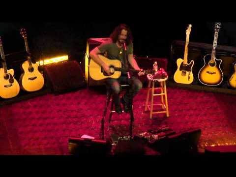 Chris Cornell - I Am the Highway - St. Paul, MN - 2011