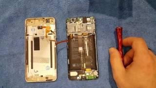 Huawei Nova : comment remplacer vitre tactile et LCD