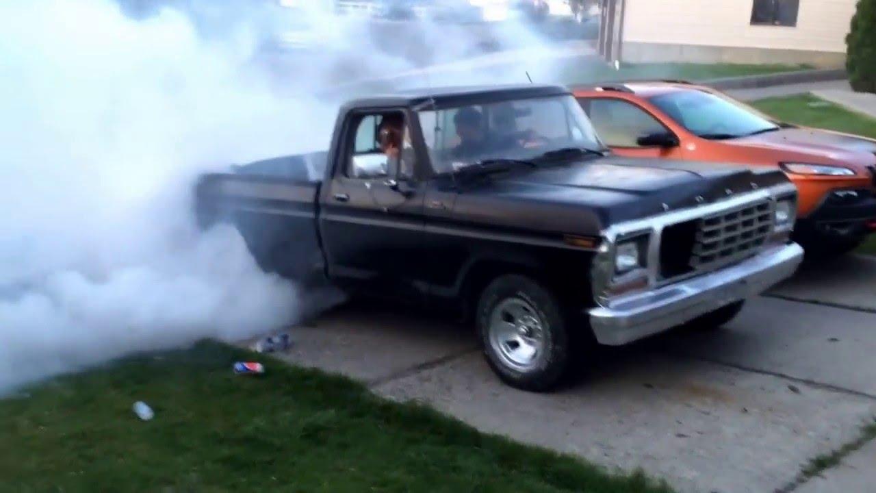 79 ford f 150 custom brake stand 5 litter mustang motor