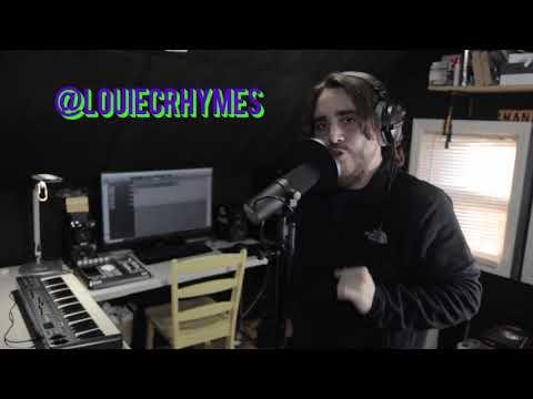 Louie C Baddest Man Alive Instrumental