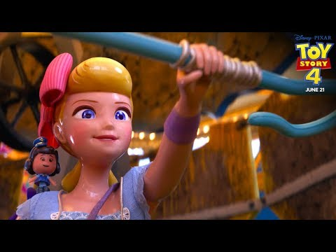 """""""Old Friends & New Faces: Bo Peep"""" TV Spot   Toy Story 4"""
