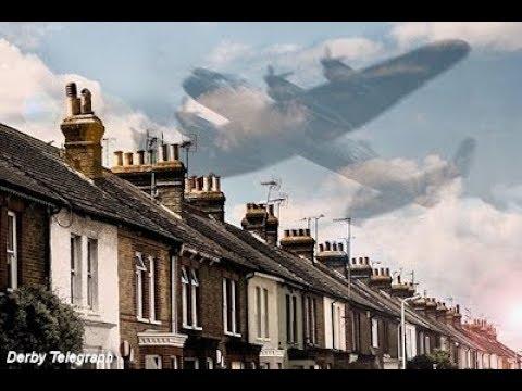The Ghost Plane Phenomena Of Derbyshire County