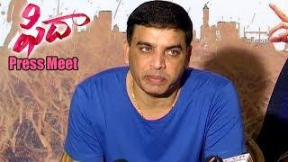 Fidaa Movie Press Meet || Varun Tej, Sai Pallavi