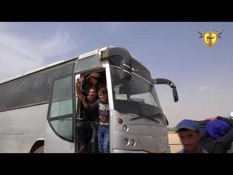 أهمية معبر أبو كهف الذي يفصل بين المجلس العسكري وقوات النظام 26/5/2018