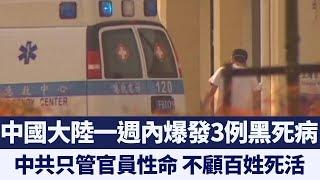 隔離和追蹤呢?中共防疫黑死病「處理不當」遭批|新唐人亞太電視|20191120