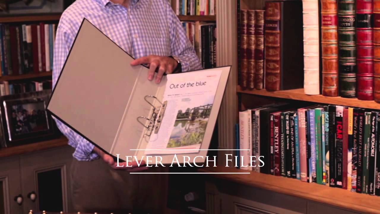Faux Book Paperwork Storage from Original Book Works & Faux Book Paperwork Storage from Original Book Works - YouTube
