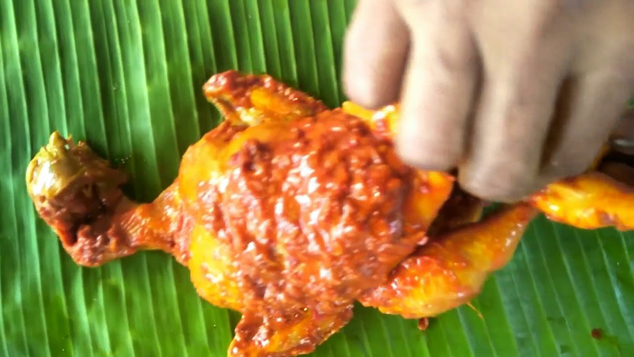 Grill Chicken Recipe | Village Style