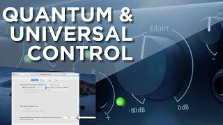 Quantum Interface not showing up in Universal Control on MacOS? Here's the fix!