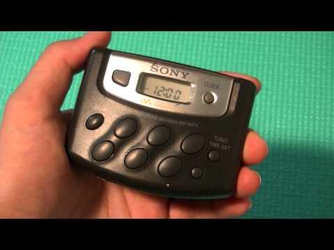 Sony Walkman SRF-M37W Review:
