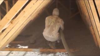 Attic Insulation - Blown-In or Loose-Fill Attic Insulation