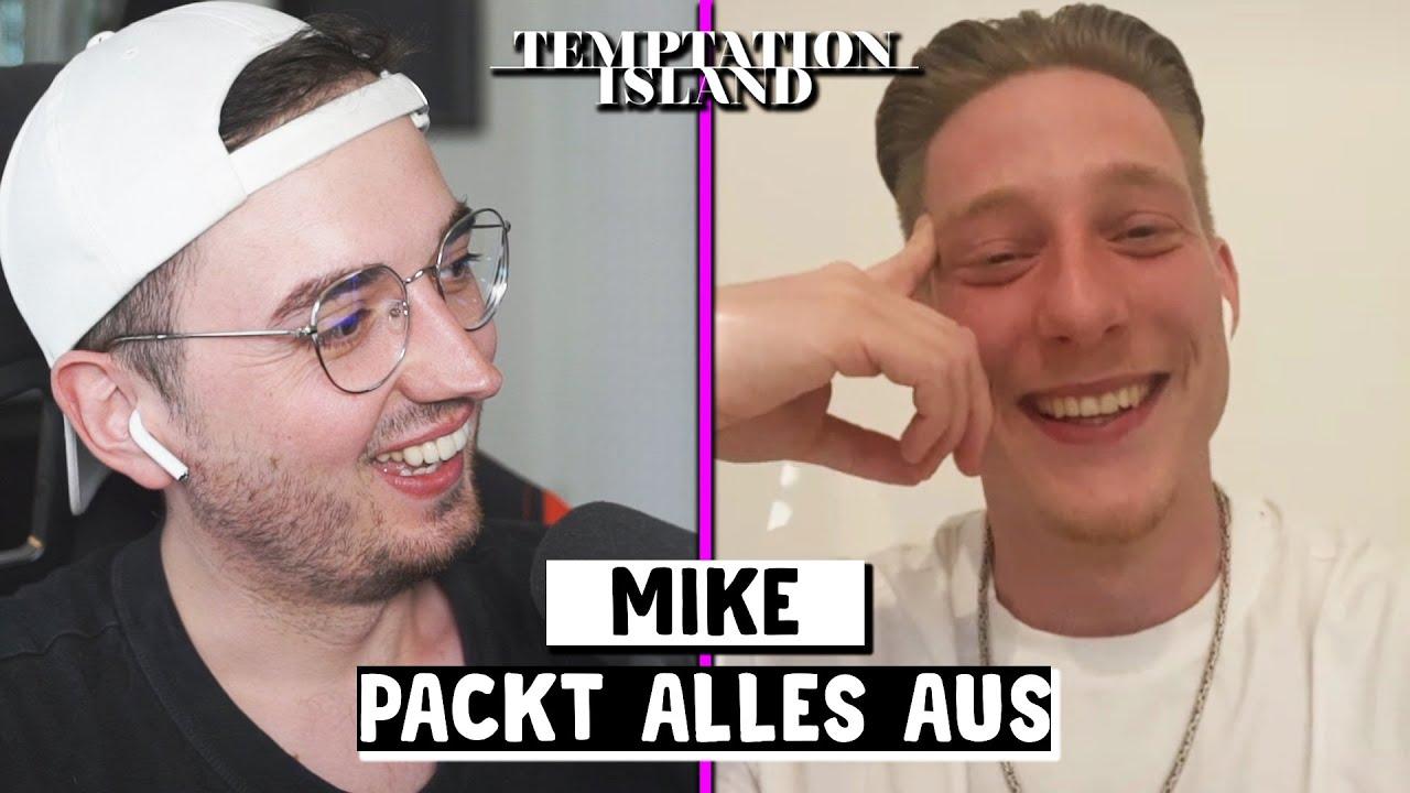 Marcel im Talk mit Mike von Temptation Island | Beziehung mit Sabine, alles über Gina & mehr