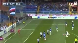 Resumen De Sampdoria vs Juventus (0-1)