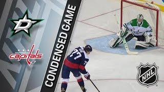 Dallas Stars vs Washington Capitals – Mar. 20, 2018 | Game Highlights | NHL 2017/18. Обзор