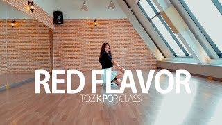 Video [Cover Dance] Red Velvet - Red Flavor, 레드벨벳 - 빨간 맛 @ TOZ Dance TV download MP3, 3GP, MP4, WEBM, AVI, FLV Mei 2018