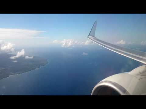 Flight IRL Air Madagascar 737-800 Tana ✈ Mayotte 1/2 part
