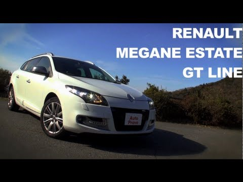 megane estate gt line renault youtube. Black Bedroom Furniture Sets. Home Design Ideas