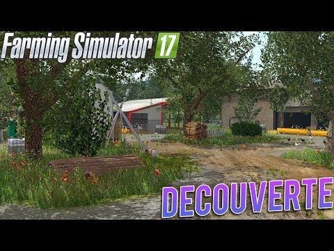 d couverte de un coin de bretagne farming simulator 2017 game videos. Black Bedroom Furniture Sets. Home Design Ideas