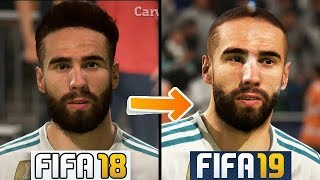 FIFA 19 | New Face Concept | (Griezmann, Pogba, Benzema)