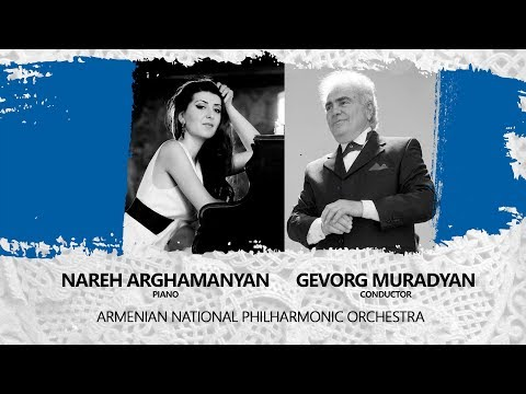 """Travel Notebook""  for Piano and Orchestra, performed by Nareh Arghamanyan & Gevorg Muradyan"