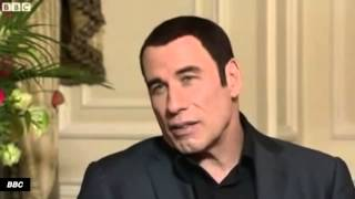 John Travolta Opens Up About Son