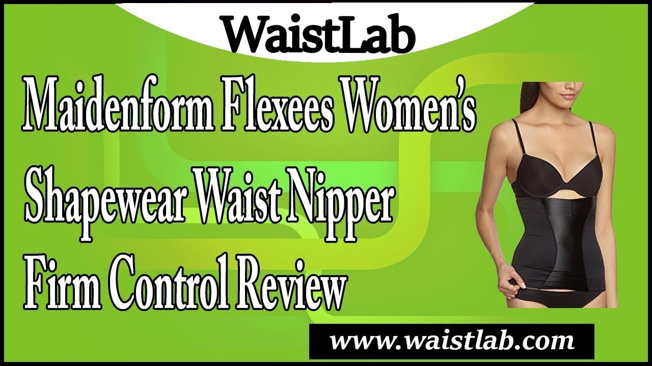 882f2dd11d Maidenform Flexees Women s Shapewear Waist Nipper Firm Control ...