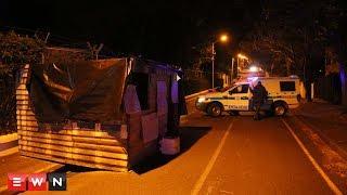Housing campaigners build shack on Helen Zille's doorstep