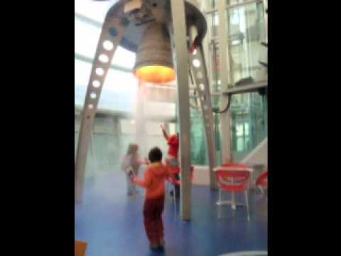 national space centre Leicester Yoseph El Maghraby.wmv