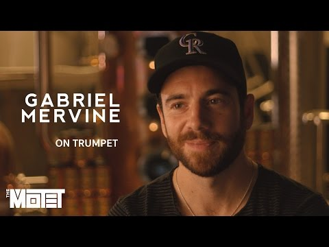 Conversations with The Motet, Volume 7 ft. Gabe Mervine | Presented by Punching Mule