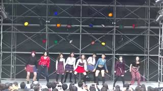 TWICE - YES or YES covered by LUPIN 20190503 大阪大学 いちょう祭2019
