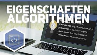 Eigenschaften von Algorithmen erkennen: Typische Aufgabe - Algorithmen 4 ● Gehe auf SIMPLECLUB.DE/GO