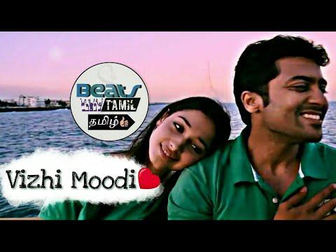Vizhi Moodi Yosithaal | Ayan | Surya | Lovely Tamil Whatsapp Status Song |☆Beats Tamil