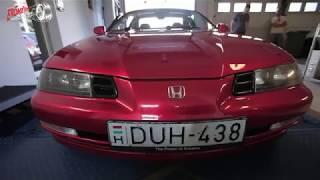 Totalcar Erőmérő: Honda Prelude 2.2 VTEC (1994)