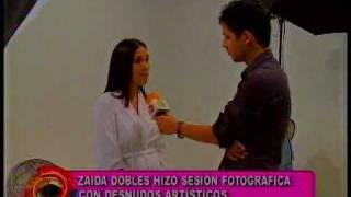 Video Zaida Dobles realiza sesión fotografica con desnudo artístico download MP3, 3GP, MP4, WEBM, AVI, FLV November 2018