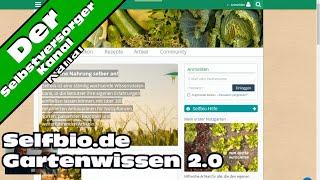 Gartenwissen 2.0 Selfbio