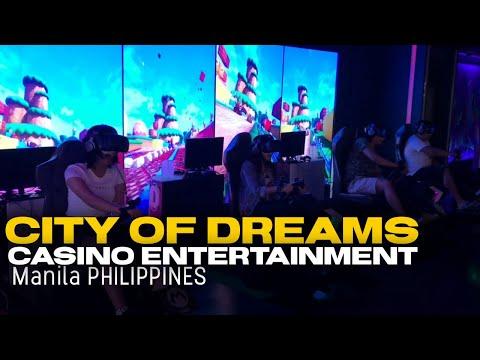 City Of Dreams Casino Entertainment Manila Philippines
