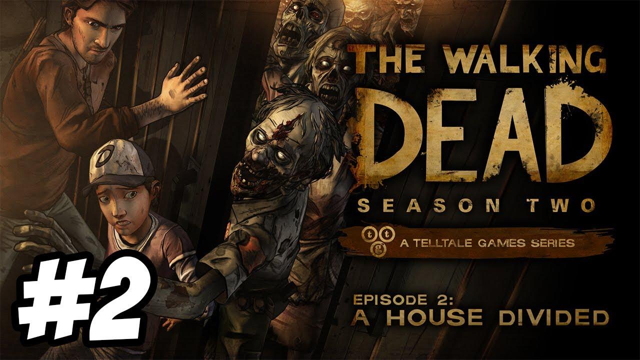 Download INTRUDER ALERT! - The Walking Dead: Season 2 Episode 2 A HOUSE DIVIDED Walkthrough Ep.2