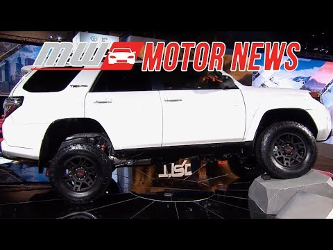 Motor News | 2018 Chicago Auto Show