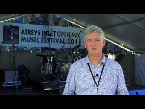 Aireys Inlet Music Festival 2015