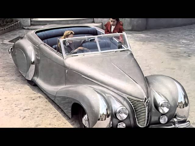 Baillon Barn Find 1940's Talbot-Lago T26 by Saoutchik